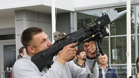 rex 1 нелетальное оружие против дронов